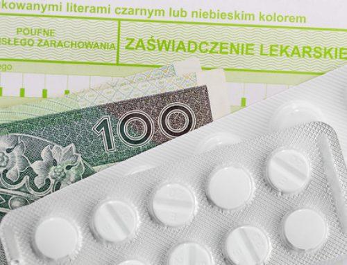 Nie będzie papierowych zwolnień lekarskich